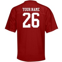 Eagles Custom Personalized Name & Number sports shirt
