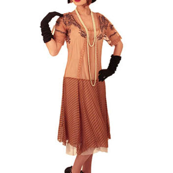 Nataya 20s Inspired Dress-Boardwalk Empire Dresses #gatsby #flapper #nataya #20sstyledress #artdecostyle