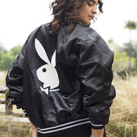 Joyrich x Playboy Satin Jacket