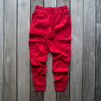 New Balance Jogger Sweatpants - Cardinal Red