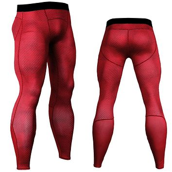 Men's Dynamic Fitness Tights