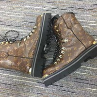Louis Vuitton Sneaker Boot Reference #3