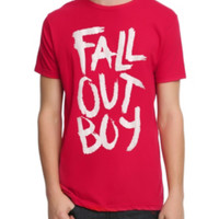 Fall Out Boy Logo T-Shirt 2XL