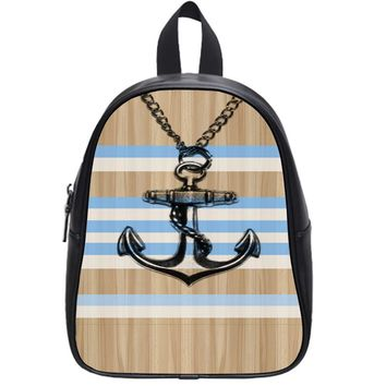 Anchor Wood School Backpack Large