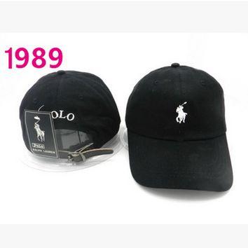 :polo:The ancient port Paul male female baseball hat wind peaked cap