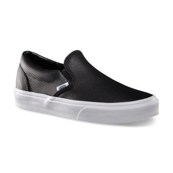 Perf Leather Slip-On | Shop Classic Shoes at Vans
