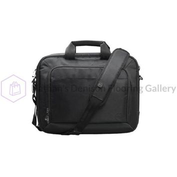 Dell Black Nylon Business Work Carrying Case For Laptops 14 FYVM3 460-BBMO