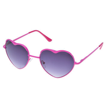 Hot Fashion Cool  Heart  Sunglasses