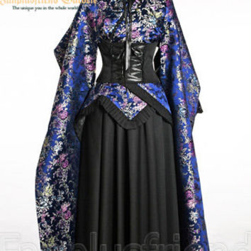 Dolly GOSURORI, Gothic Lolita: Kimono Formal Princess Dress