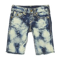 True Religion Geno Slim Super T Toddler Boys Jean - Light Bleach Wash