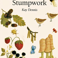 Beginner's Guide to Stumpwork by Kay Dennis - Paperback Book full of 3D Embroidery Patterns & Instructions for All Needlework Supplies