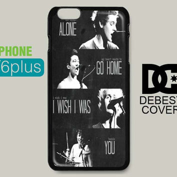 5 Second Of Summer Song Quote for iPhone Cases   iPhone 4/4s, iPhone 5/5s/5c, iPhone 6/6plus/6s/6s plus