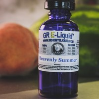 """Heavenly Summer"" Vape Juice"