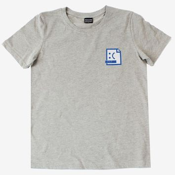 TXT Error Icon Tee | 5 Colors