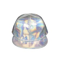 Holographic Dad Hat