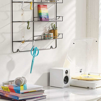 Booker Metal Wall Storage | Urban Outfitters