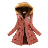 Women Jacket  Warm winter Coat
