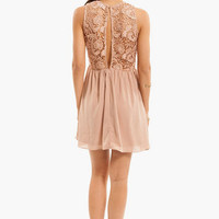 Celia Lace Dress $43