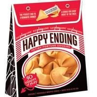 Happy Ending Fortune Cookies - 50 Shades Of Play Edition -7 Pack