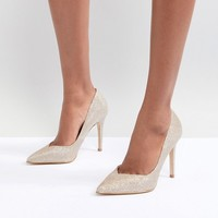 Lipsy Metallic Pumps at asos.com
