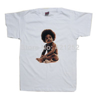 Baby Biggie T-Shirt, Notorious BIG Ready To Die Cover