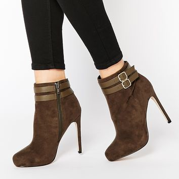 ASOS EARLY RISER Ankle Boots