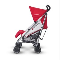 Uppababy G-Luxe Stroller - Denny Red Kiddicare.com
