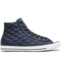 Converse - Chuck Taylor All Star High Quilted (Nighttime Navy/Black)
