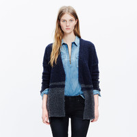 Bouclé Cardigan Sweater
