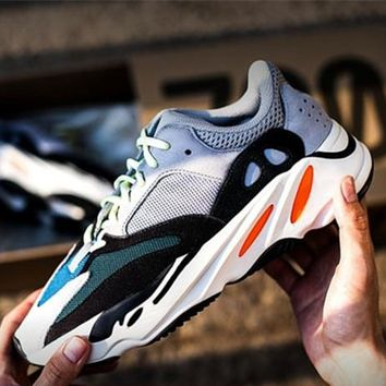 sneakers for cheap e039c d99d8 Adidas Yeezy 700 street fashion men s and women s wild casual sh