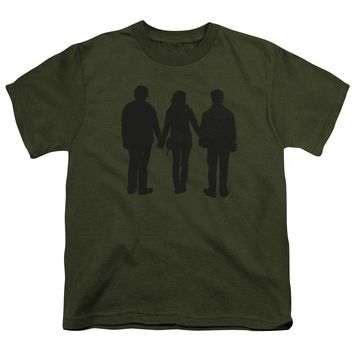 Harry Potter - Three Stand Alone Short Sleeve Youth 18/1