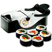 Perfect DIY Roll Sushi Maker Roller Machine Easy Kitchen Gadget Cooking Tools Bento Acessorios De Cozinha Rolls