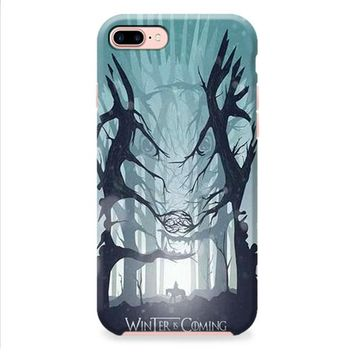 Game of Thrones The Boy Who Cried Direwolf iPhone 8 | iPhone 8 Plus Case