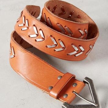Woven Arrow Belt