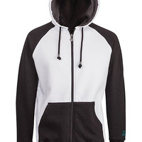 World of Warcraft Panda Zip-up Hoodie - Black,