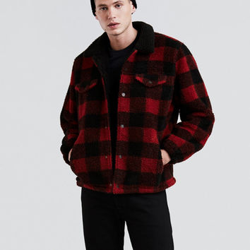 Sherpa Coach's Trucker Jacket