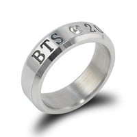 Bangtan Boys BTS Album Ring