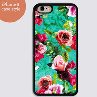 iphone 6 cover,art iphone 6 plus,colorful flowers case IPhone 4,4s case,color IPhone 5s,vivid IPhone 5c,IPhone 5 case