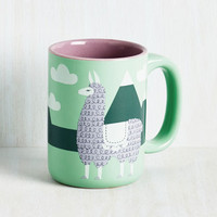 Critters Alpaca a Punch Mug by ModCloth