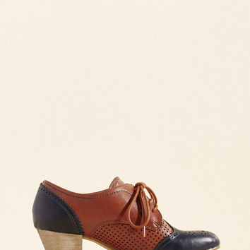 Total Know-How Heel in Navy