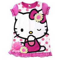 Hello Kitty Little Girls Pajama