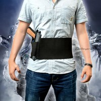 ATS Tactical Adjustable Belly Band Gun Holster