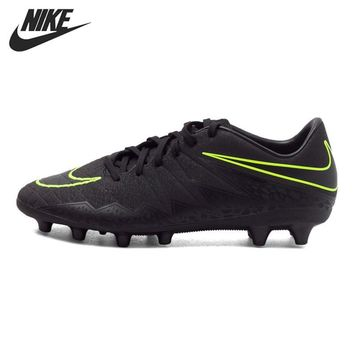 Original New Arrival NIKE HYPERVENOM PHELON II Men's Football Shoes Soccer Sneakers