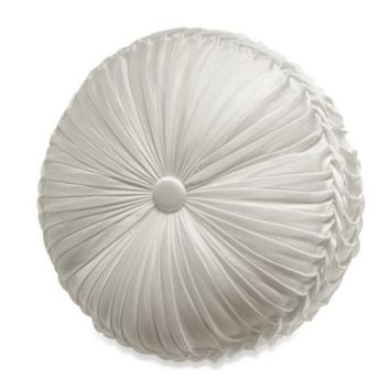 J. Queen New York™ Chantilly Tufted Round Toss Pillow