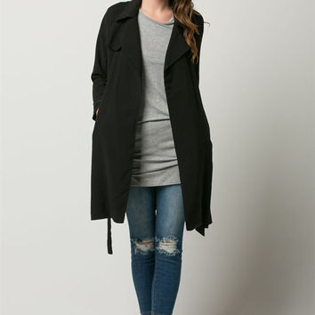 Black Out Coat