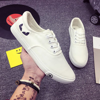 2017 new Mens casual shoes flats breathable fashion classic outdoor shoes Mens canvas Shoes