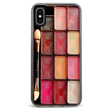 Pinky Makeup iPhone XR case