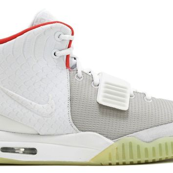 HCXX Air Yeezy 2 - Pure Platinum
