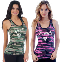 best friends TANK TOP - TeeeShop