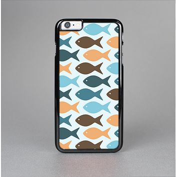 The Vector Fishies V1 Skin-Sert Case for the Apple iPhone 6